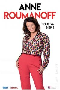 Evenement Brécy Anne Roumanoff