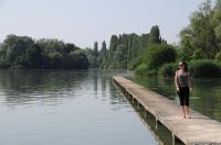 Idée de Sortie Le Subdray Base de Loisirs du Lac d'Auron