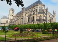 Idée de Sortie Bourges Crypte de la Cathédrale