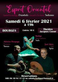 Evenement Saint Georges sur Moulon Esprit Oriental