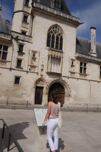 Idée de Sortie Saint Doulchard Palais Jacques Coeur