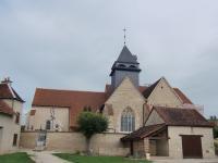 Idée de Sortie Courtenot Eglise Saint-Vallier