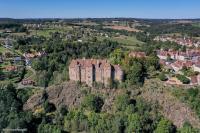 Idée de Sortie Saint Sauvier Château de Boussac