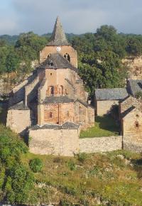 Idée de Sortie Rodelle Eglise romane Sainte Fauste