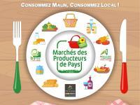 Evenement Alzonne MARCHÉ DES PRODUCTEURS DE PAYS