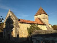 Idée de Sortie Monsec Eglise Saint-Côme et Saint-Damien de Boulouneix
