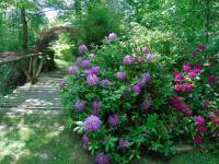 Les Jardins Tranquilles La Chapelle Gonaguet