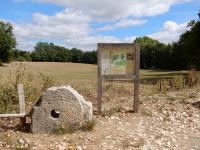 Idée de Sortie Monsec Site et sentier d'interprétation des meulières