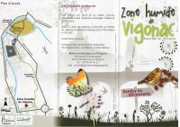 Idée de Sortie Brantôme Zone humide de Vigonac