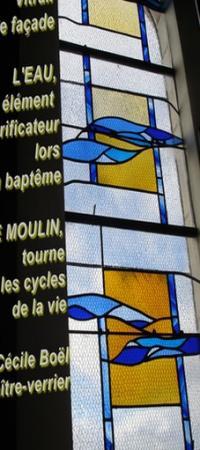Idée de Sortie Saint Julien les Villas Eglise Saint Vincent de Paul