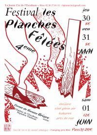 Evenement Villegenon Festival Les Planches Fêlées par la Jeune Cie de l'Escabeau