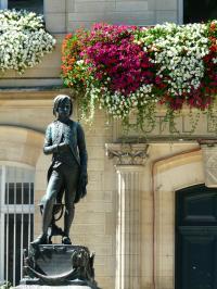 Idée de Sortie Saint Léger sous Brienne Statue de Napoléon Bonaparte