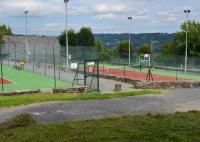 Idée de Sortie Mur de Barrez Courts de tennis à Pleau