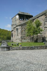 Idée de Sortie Mur de Barrez Eglise de Brommat