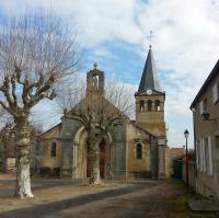 Idée de Sortie Le Mayet d'École Église Saint-Mazeran