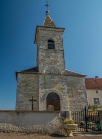 Idée de Sortie Perrigny sur l'Ognon Eglise de Montseugny