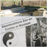 Evenement Presles et Boves Déambulations zen en contes et musique