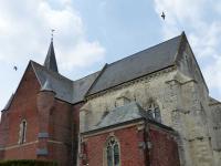 Idée de Sortie Tavaux et Pontséricourt Journées Européennes du Patrimoine : Eglise fortifiée de Burelles