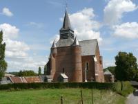 Idée de Sortie Saint Pierremont Église fortifiée Saint-Martin