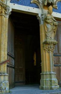 Idée de Sortie Oches Église Saint-Germain