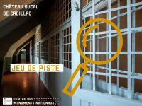 Evenement Saint Genès de Lombaud Jeu de piste + film au Château ducal.