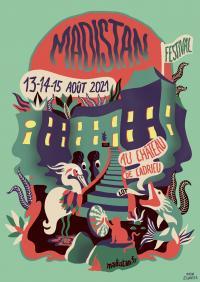 Evenement Brandonnet Festival Madistan au Chateau de Cadrieu