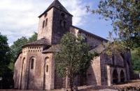 Idée de Sortie Saint Laurent d'Olt Église romane de Canac