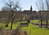 Idée de Sortie Campagnac lès Quercy Boucle entre Causse et segala