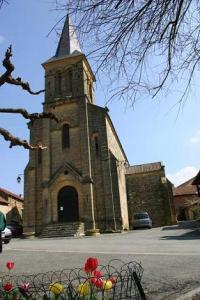 Idée de Sortie Daglan Eglise de Campagnac les Quercy