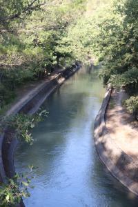 Idée de Sortie La Roque d'Anthéron Canal de Montrichet