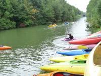 Idée de Sortie Tagnon Canoë, paddle