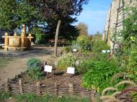 Le Jardin des Cinq Sens Lot