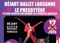 Evenement Arzens FESTIVAL DE CARCASSONNE - BÉJART BALLET LAUSANNE - LE PRESBYTÈRE