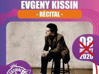 Evenement Cavanac FESTIVAL DE CARCASSONNE - EVGENY KISSIN