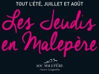 Evenement Carcassonne LES JEUDIS EN MALEPÈRE - LE VERRE D'UN - ANNE DE JOYEUSE