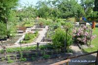 Jardin Médiéval Lot