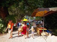 Evenement Turenne Marché de Producteurs de Pays Bienvenue à la Ferme à Carennac