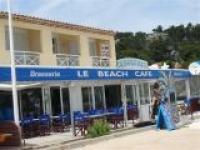 Brasserie le Beach Café Carry le Rouet