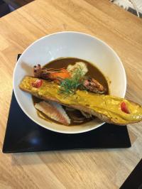 Restaurant de Poissons et de fruits de mer Ceyreste La Table du 7
