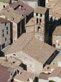 Idée de Sortie Castellane Eglise Saint-Victor