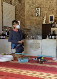 CUISINE-GOURMANDE-ENTRE-MER-ET-VIGNE-01-12 Castelnau de Guers