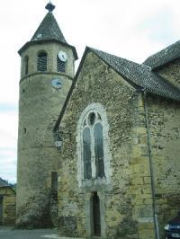 Idée de Sortie Saint Chély d'Aubrac Église de Castelnau de Mandailles