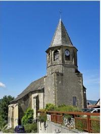 Idée de Sortie Cruéjouls Église de Mandailles