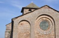 Idée de Sortie Comprégnac Église paroissiale Notre Dame