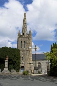 Idée de Sortie Mantallot Eglise Saint-Chéron