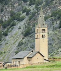 Idée de Sortie Ceillac Eglise Sainte Cécile