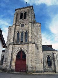 Idée de Sortie Buxeuil Eglise Sainte-Madeleine