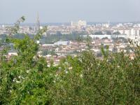 Balade à roulettes  Le parc du Cypressat Artigues près Bordeaux