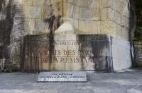 Idée de Sortie Izenave Monument des Maquis de l'Ain