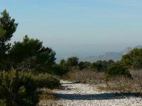 Massif du Grand Caunet  Ceyreste découverte de Fontblanche Ceyreste